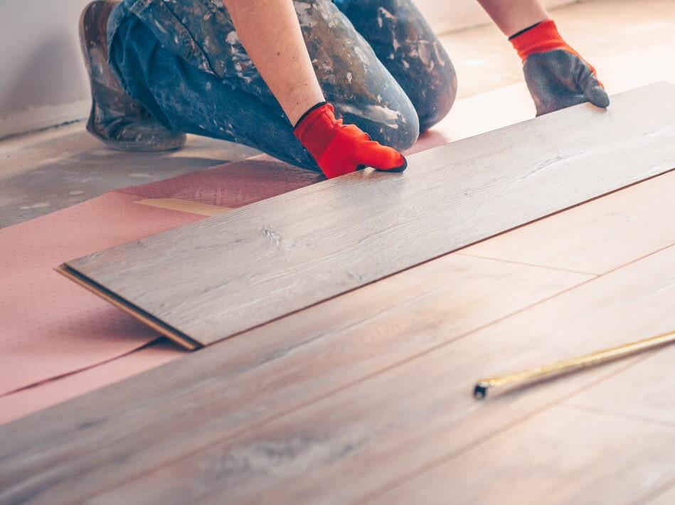 Hardwood installation | Chillicothe Carpet