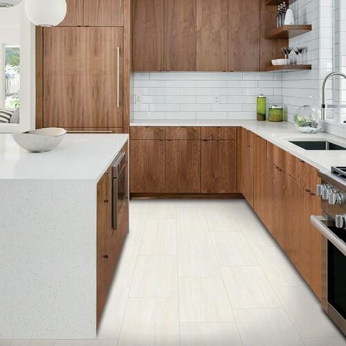 Kitchen white interior | Chillicothe Carpet