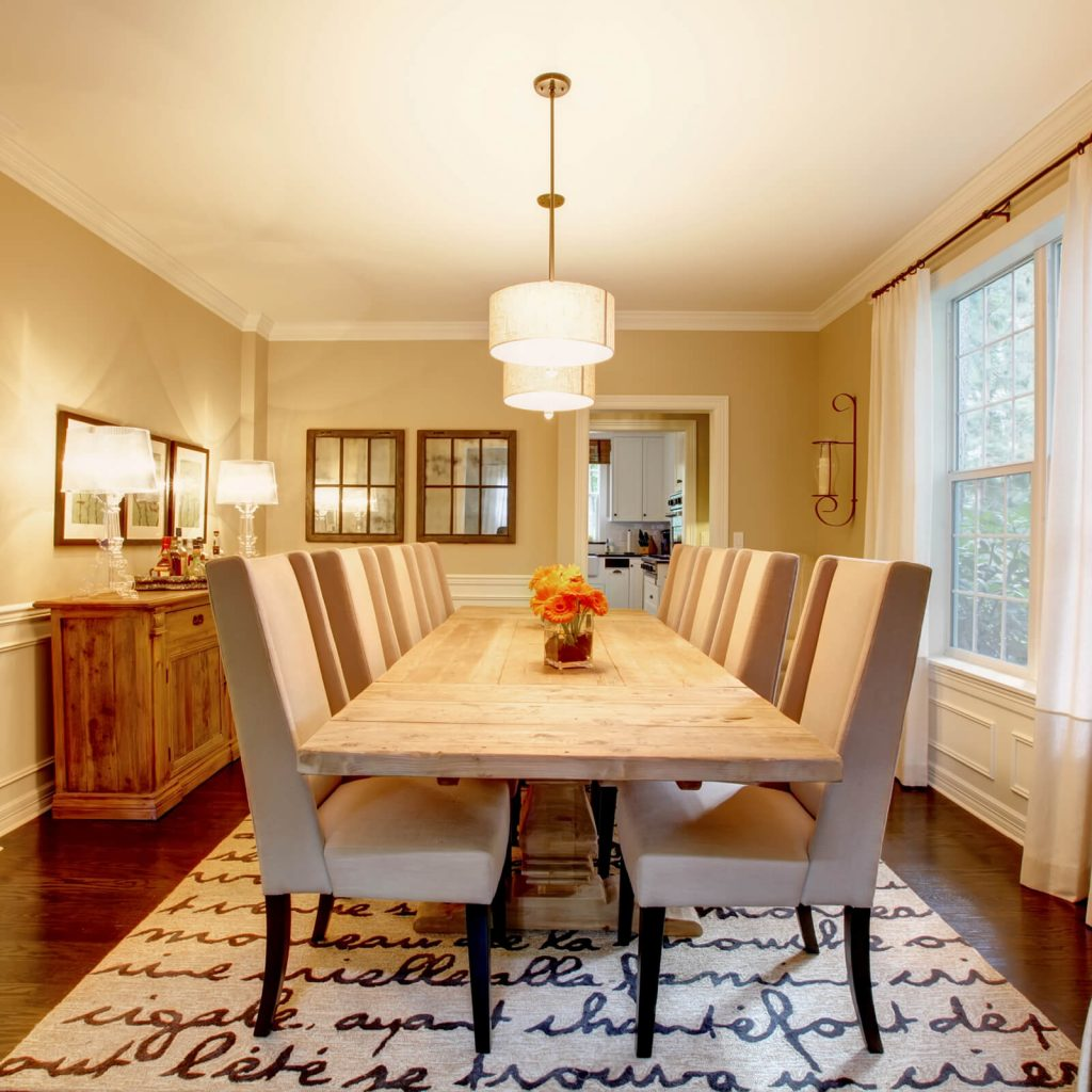 Best Rug for Your Dining Room | Chillicothe Carpet