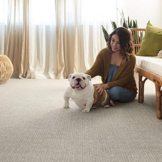 Pet friendly floor | Chillicothe Carpet